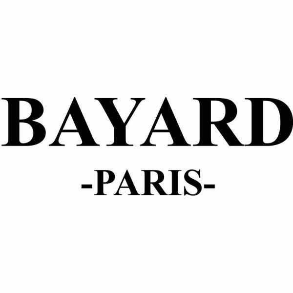 BAYARD LED Funk Wanduhr mit Thermometer_21654
