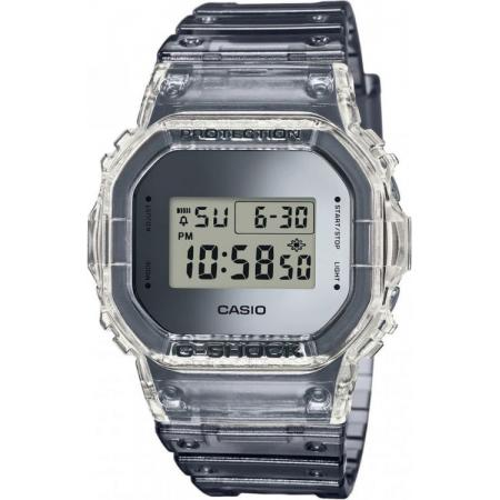 G-SHOCK Trending, LCD Digitaluhr, Semi-transparent Skeleton