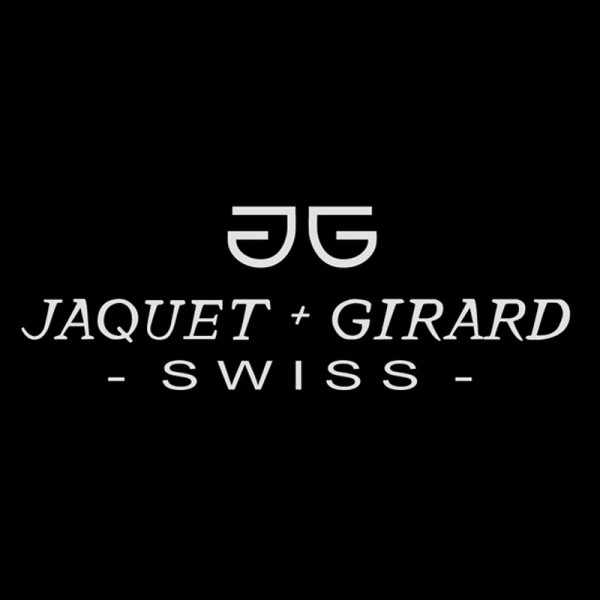 JAQUET+GIRARD Silberuhr NOS Handaufzug blau_22491