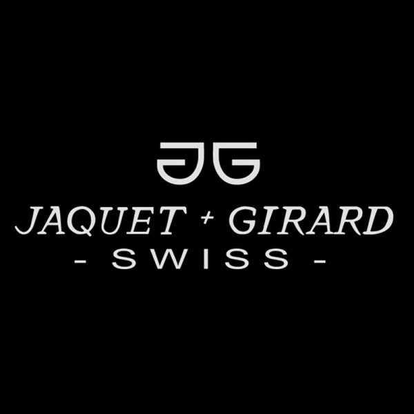 JAQUET+GIRARD Silberuhr NOS Handaufzug braun_22492