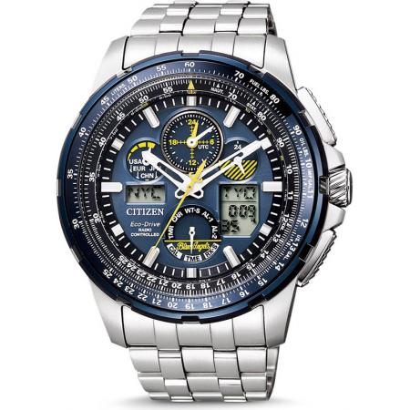 CITIZEN Blue Angels Promaster, Super Skyhwak, Eco Drive Funkuhr