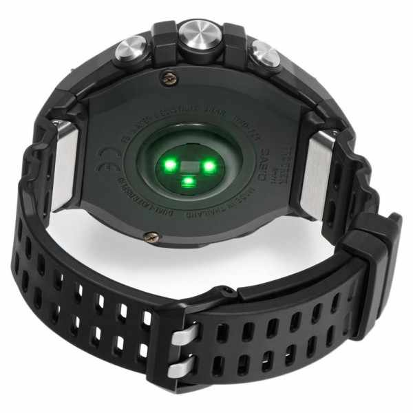 CASIO Pro Trek Smart GPS Outdooruhr mit Smartphone Link_23279