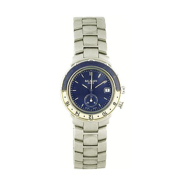 BALMAIN Paris Lady Chrono, Quartzuhr blau_2482