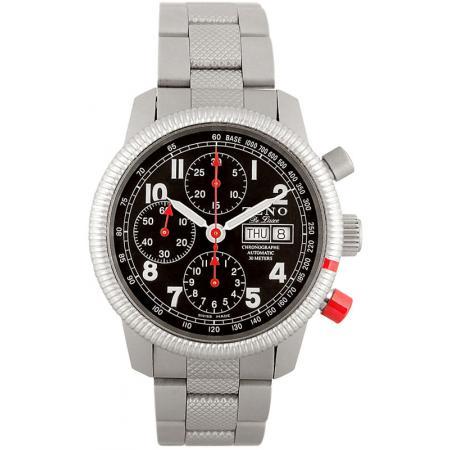 ZENO-WATCH BASEL, Pilot Classic, Automatik Ralleyuhr, Chronograph