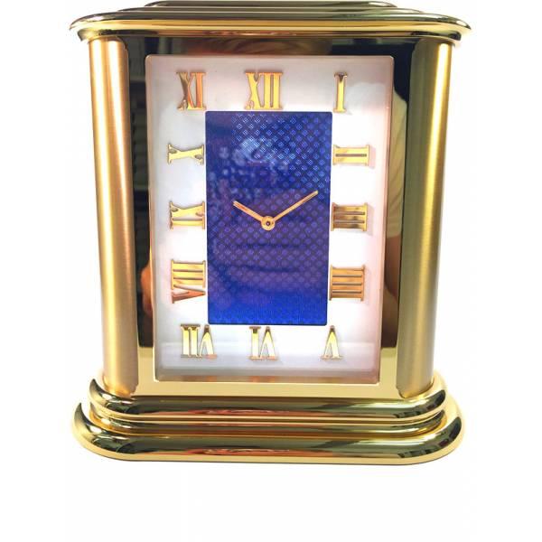IMHOF Tischuhr Quartz, Roma De Luxe, vergoldet_3991
