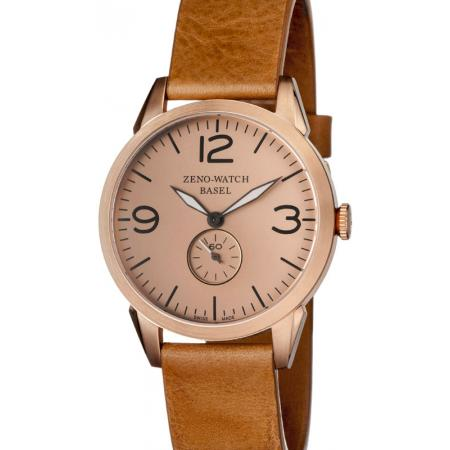 ZENO-WATCH BASEL, Retro Vintage, Quartzuhr vergoldet_4252