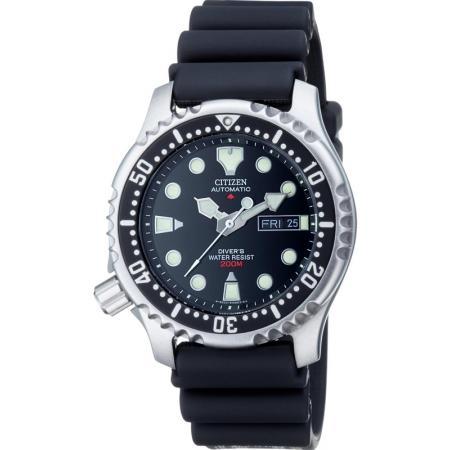 CITIZEN Promaster Sea, Diver Automatik, Taucheruhr schwarz_4697