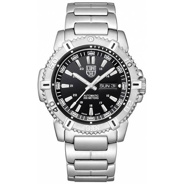 LUMINOX, Sea, Modern Mariner 45, XL Automatik Uhr, Edelstahl_4948