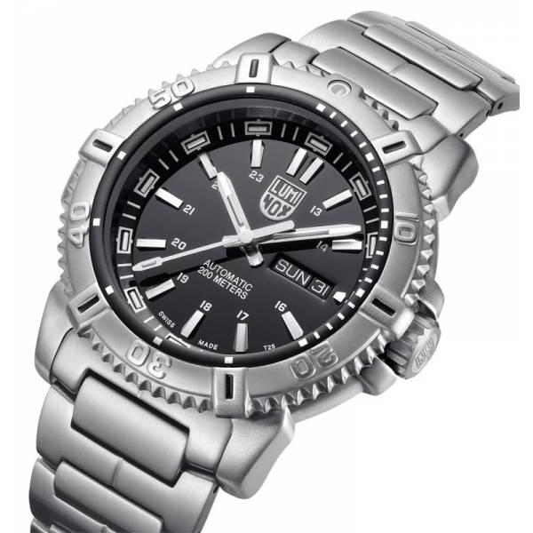 LUMINOX, Sea, Modern Mariner 45, XL Automatik Uhr, Edelstahl_4950