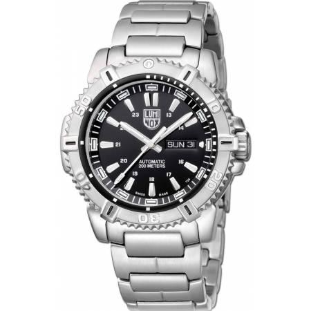 LUMINOX, Sea, Modern Mariner 45, XL Automatik Uhr, Edelstahl