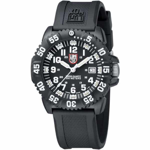 LUMINOX, Sea, Navy Seals, EVO, Militär Taucheruhr_5468