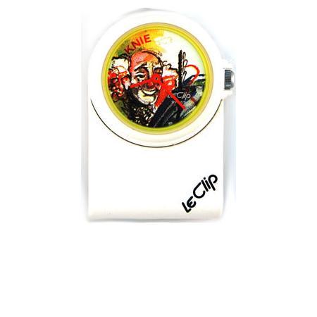 LE CLIP, Klippuhr, Rolf Knie, August Clipper