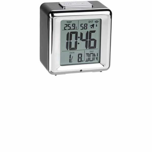 TFA Light-Power LCD Funkwecker mit Temperaturanzeige_6116