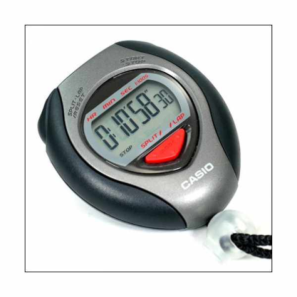 CASIO, Stop Watch, LCD, Handstoppuhr_6995