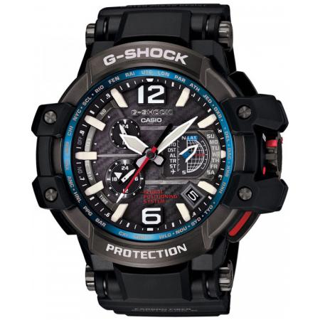 G-SHOCK, Gravitymaster GPS Solar Funkuhr, Kompass-Alti-Baro-Thermo