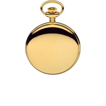 Klassik Taschenuhr Handaufzug, Numbers gold_8117