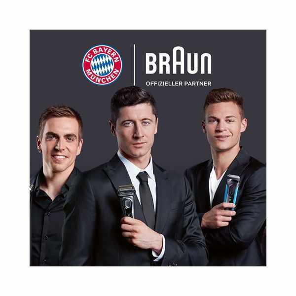BRAUN, Global, LCD digital, Funkwecker, klein schwarz_8365