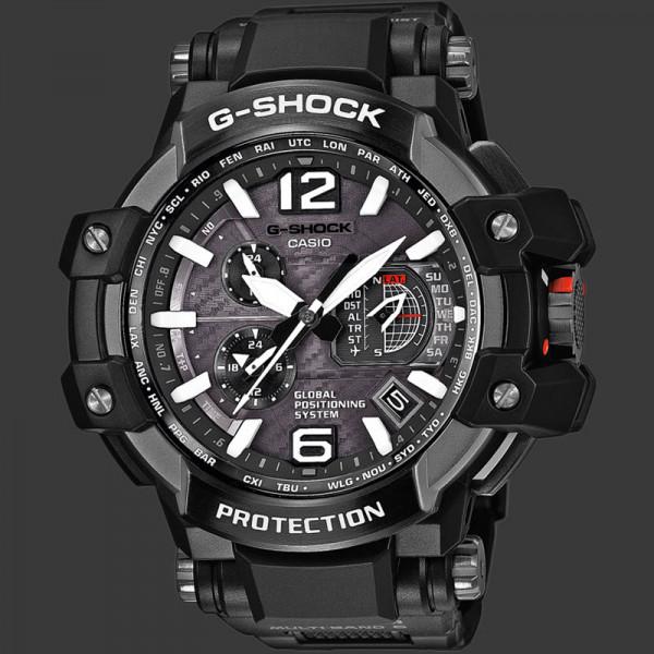 G-SHOCK, Gravitymaster GPS Solar Funkuhr, Kompass-Alti-Baro-Thermo_9578