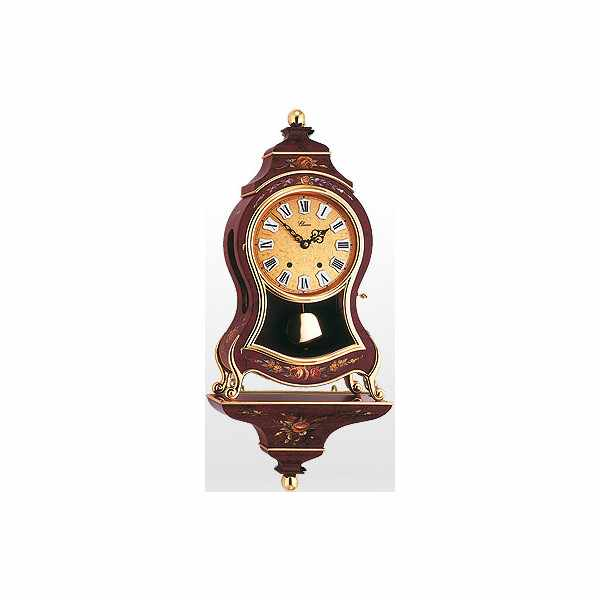 ELUXA Neuenburger Pendule, Louis XVI Mechanisch, bordeau_9600