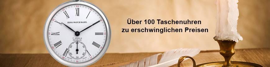 Magnifiques montres de poche recommandé par l'horloger suisse