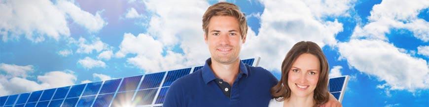 ☀Wanduhren mit Solarpower - Akku unterstützt
