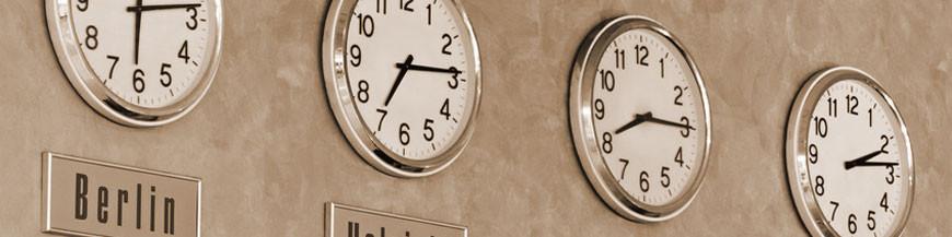 Préscision horloge murale quartz de l'horloger suisse ⚡