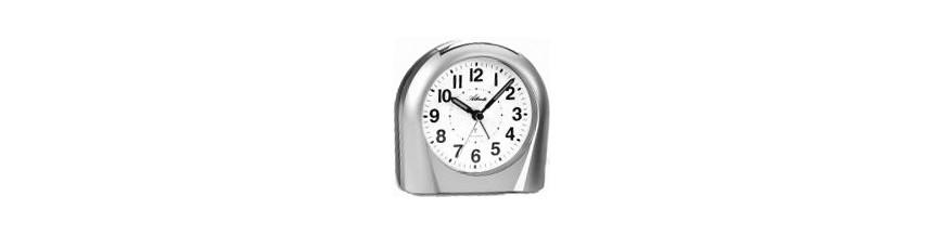 Réveil radio analogique - toujours réveillé à l'heure