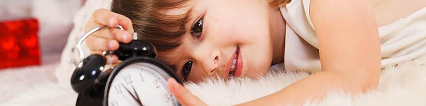 De haute qualité quartz / radio réveil pour enfants ✅