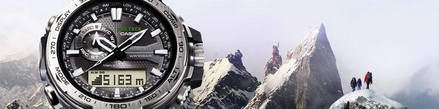 montres outdoor de l'horloger suisse autorisé