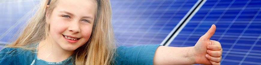 Montres solaires pour enfants par horlogers suisses