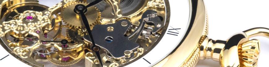 Mechanische Armbanduhren mit skelettierem Werk