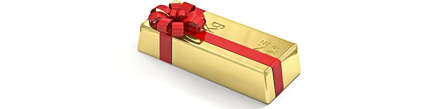 Montres de lingot d'or : une idée de cadeau précieuse