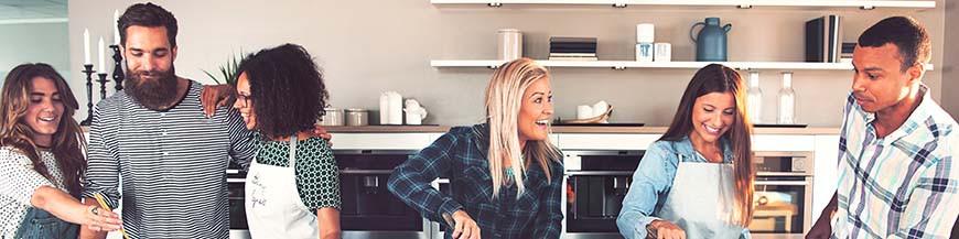 Küchenuhren - Wanduhren für die Küche