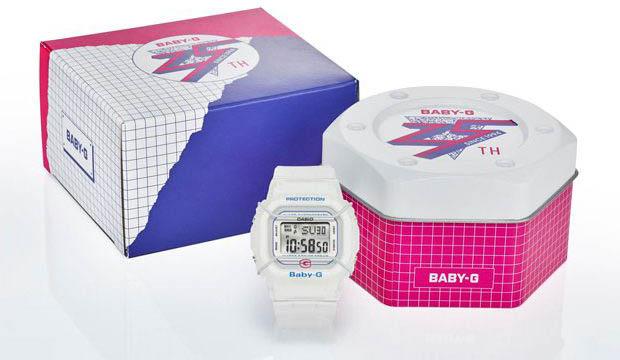 25 Jahre Baby-G Uhren