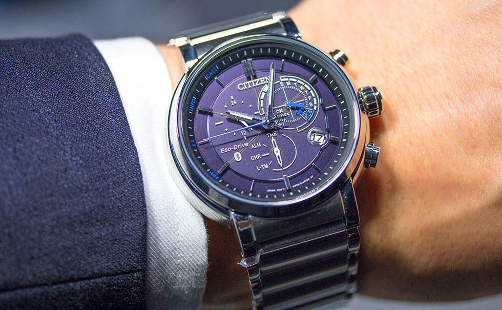 Citizen Proximity Smartwatch