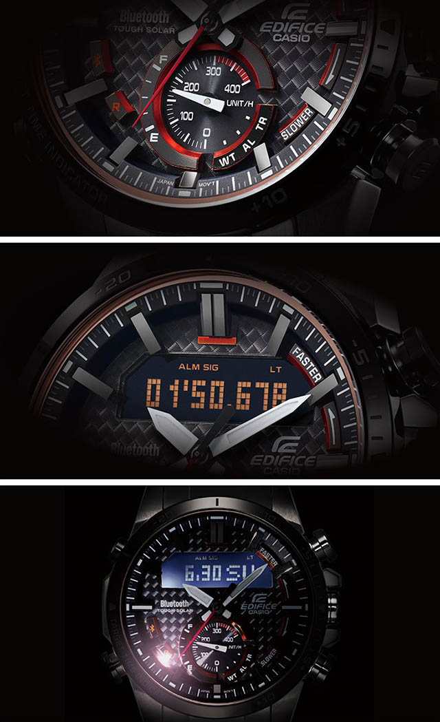 Casio Edifice ECD-800 3