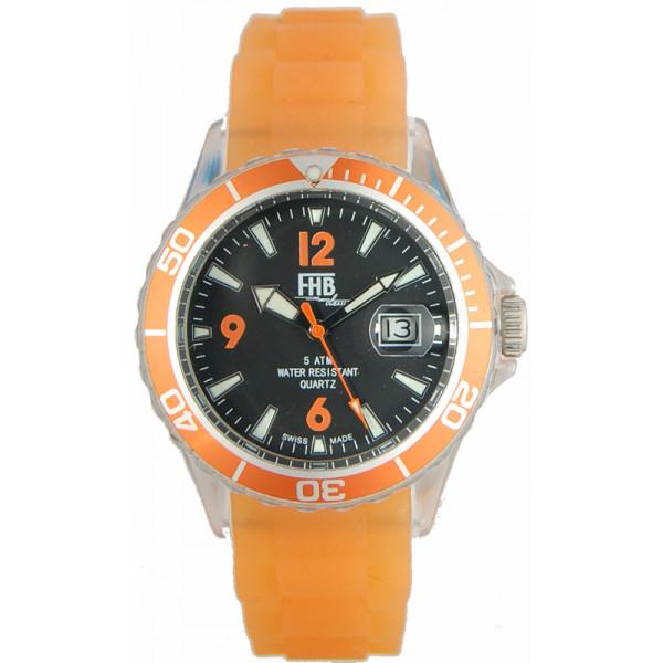 Farbige FHB Fun Uhren