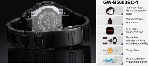 Casio GW-B5600