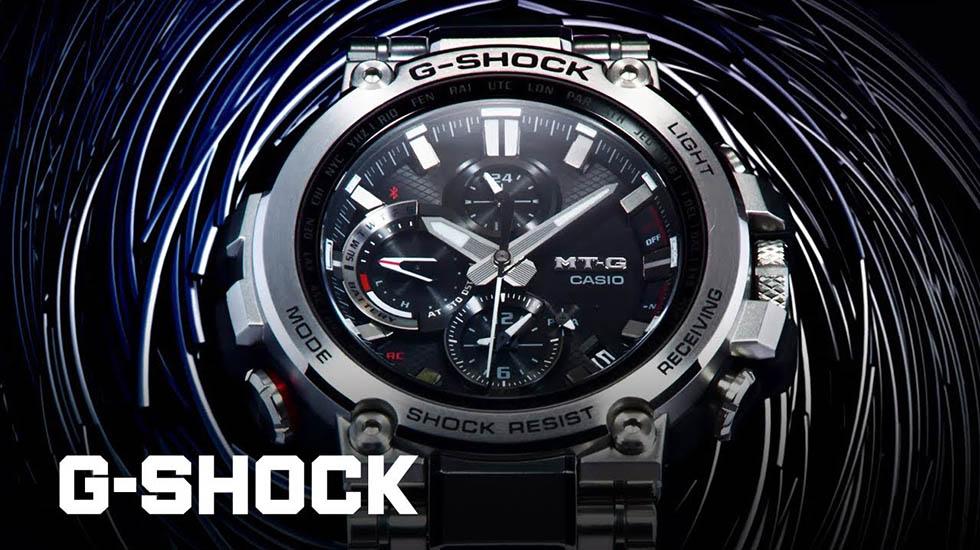 G-SHOCK G-Premium MT-G MTG-B1000D-1AER