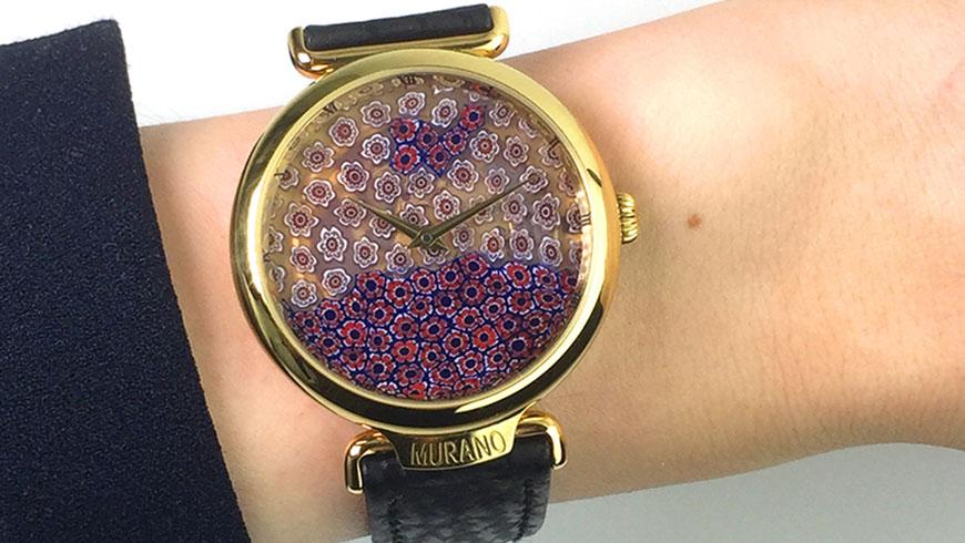Murano Uhren