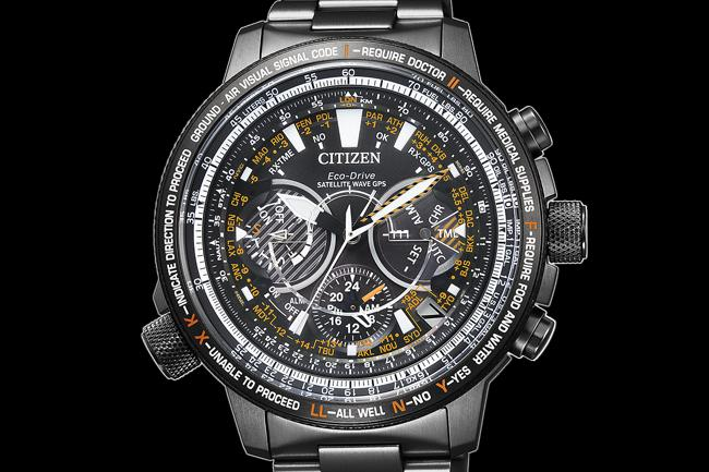Citizen Limited Edition Satuhr