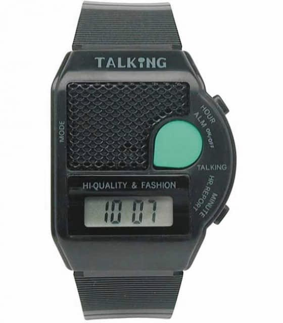 Sprechende Uhren LCD