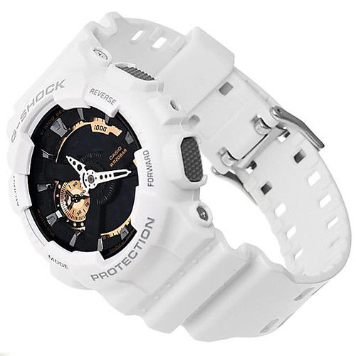 Weisse G-Shock Uhren