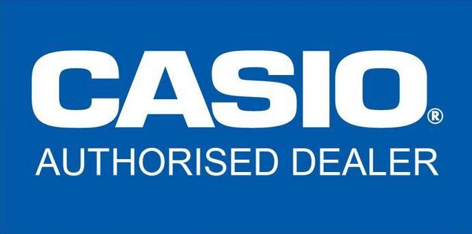 Offizielle Casio Vertretung