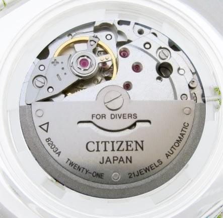 Citizen Automatik Uhrwerk