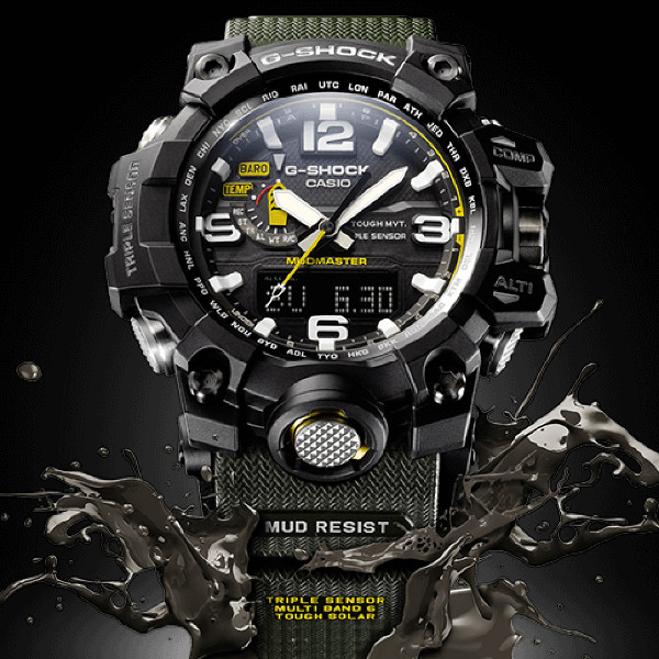 G-Shock Mudmaster