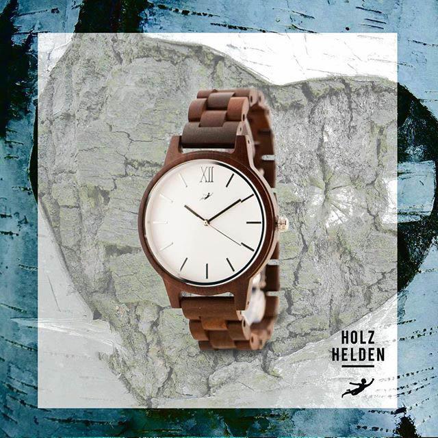 Holzhelden Uhren