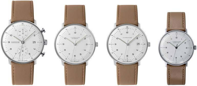 Max Bill Damen Herren Uhren