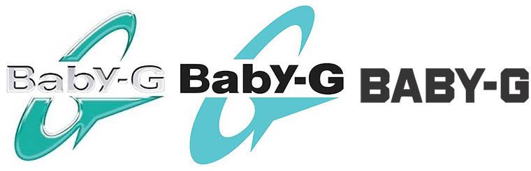Baby-G Logos