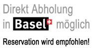 Direktabholung in unserem Uhren Fachgeschäft in Basel